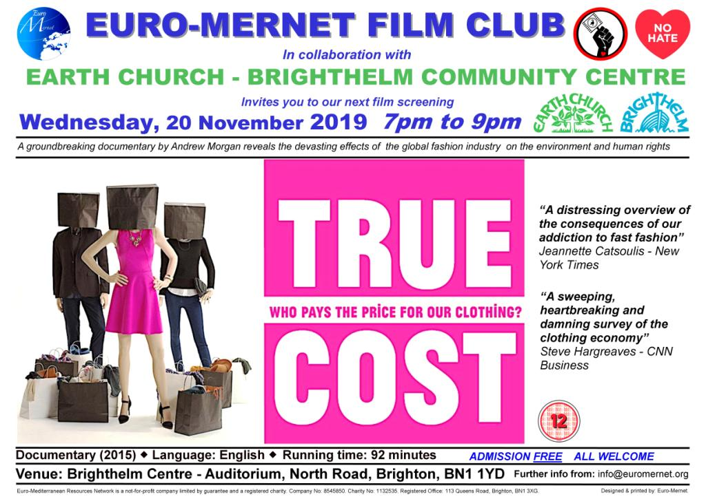 EuroMernet-film-club-The-True-Cost-20-Nov-2019-Copy